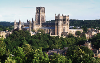 Ward Appointed Professorial Fellow at Durham